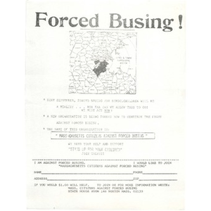 Forced Busing!