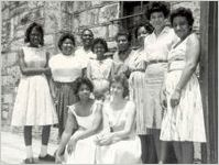 Mennonite teaching team