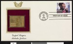 Mahalia Jackson First Day Of Issue Commemorative Stamp, New Orleans, LA, 1998