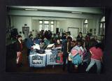 Hmong needlework, Unity Church Unitarian, St. Paul, Minnesota