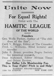 The Hamitic League of the World