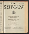 The Survey, December 22, 1917. (Volume 39, Issue 12)