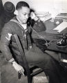 African American sailor during World War II