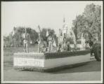 Pilgrim school float