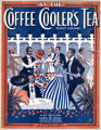 At the coffee cooler's tea : novelty jazz song