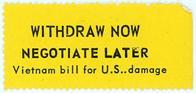 Night Raiders--Withdraw Now Negotiate Later--Vietnam Bill For U.S. Damage