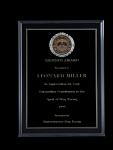 Quartermaster Drag Racing Team, Legends Award presented to Leonard W. Miller