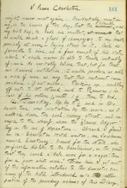Thomas Butler Gunn Diaries: Volume 15, page 172, February 13-14, 1861