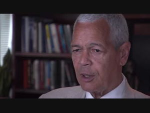 American Experience; Interview with Julian Bond, 2 of 2