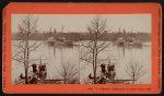 "U.S. steamer ""Massasoit,"" in James River, 1864"