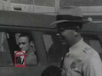 Series of WSB-TV newsfilm clips of mayor William B. Hartsfield speaking to reporters about recent civil rights demonstrations and the arrest of Dr. Martin Luther King, Jr. in Atlanta, Georgia, 1960 October 24