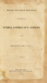 Executive documents, printed for the General Assembly of North Carolina, at the session of ...[1852] N.C. public documents