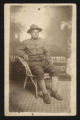 Camp Wadsworth soldier photograph