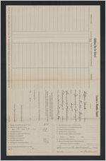 Thumbnail for Teacher's monthly reports, Telfair Street school, 1936-1937