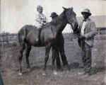 John Shaw Billings [and] Jerome, Redcliffe, S.C., Spring 1903.