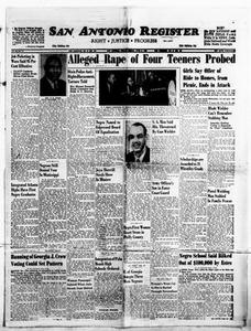 San Antonio Register (San Antonio, Tex.), Vol. 32, No. 14, Ed. 1 Friday, June 8, 1962 San Antonio Register