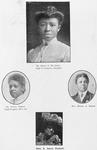 Dr. Grace A. Du Guid. Staff of Douglass Hospital ; Dr. Josefa Zarrat. Staff of Douglass Hospital ; Rev. Helen A. Mason ; Mme. E. Azalia Hackley