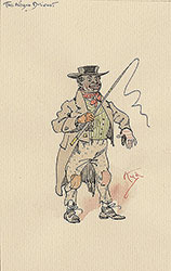 Illustrations of Characters in Dickens's American Notes