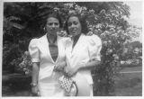 Thelma Jackson and woman
