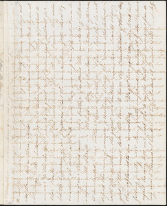 Letter from Sarah Moore Grimkè, Groton, [Massachusetts], to Henry Clark Wright, 1837 August 14