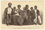 Family servants of Alexander H. Stephens