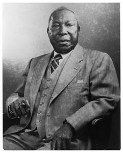 Photograph of an African American Man