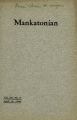 The Mankatonian, Volume 20, Issue 8, April 1908