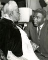 Jackie Robinson and Mary McLeod Bethune