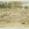 Black cemetery in Tuskegee, Alabama