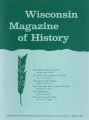 Wisconsin magazine of history: Volume 46, number 3, spring, 1963