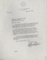 Letter, April 15, 1969, Lester L. Bates to I. D. Newman