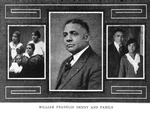 William Franklin Denny and family