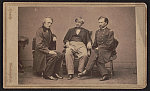 [Rep. John Bingham, Judge Joseph Holt, and Brigadier General Henry Burnett, prosecutors for Lincoln assassination trial]