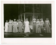 """1942 Muny production of """"Show Boat"""": Chorus of African-American women"""