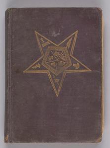 Adoptive Rite Ritual: A Book of Instruction