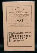 Annual Directory of the City of Aurora, Colorado