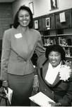 Yvonne Brathwaite Burke and Mayme Clayton