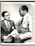 Tom Bradley at US Conference of Mayors