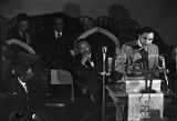 Thumbnail for Joseph Lowery speaking to an audience at St. Paul AME Church in Birmingham, Alabama.