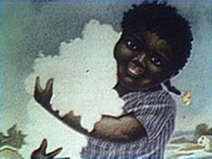 Racial stereotyping in 19th Century trade cards