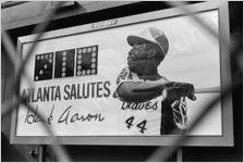 Hank Aaron Billboard