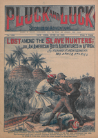 Lost among the slave hunters, or, An American boy's adventure in Africa