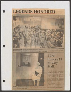 Clipping: Legends Honored