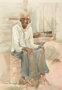 Aunt Jule--108 Years Old