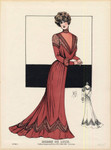 American gown, 1901