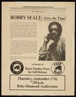 Bobby Seale: Seize the Time