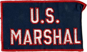 U.S. Marshal Armband