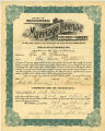 Les M. Steinberg and Ida Belle Ogletreo - Marriage License