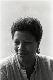 Toni Morrison reading at Breaf Loaf Writers Conference, Middlebury College, August 19, 1977