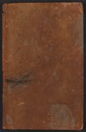 Account book of David Townsend, 1774-1791